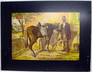 Reproduction Green River Whiskey Tin Sign